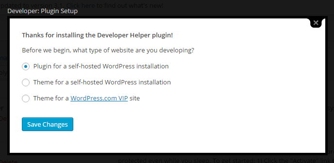 Creating custom sidebar wordpress developer installation