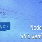 NodeJs Sms Verification Script