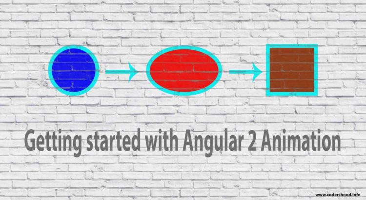 Getting started with Angular 2 Animation example